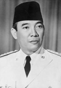 Основоположникът на съвременна Индонезия Сукарно. Източник: en.wikipedia.org