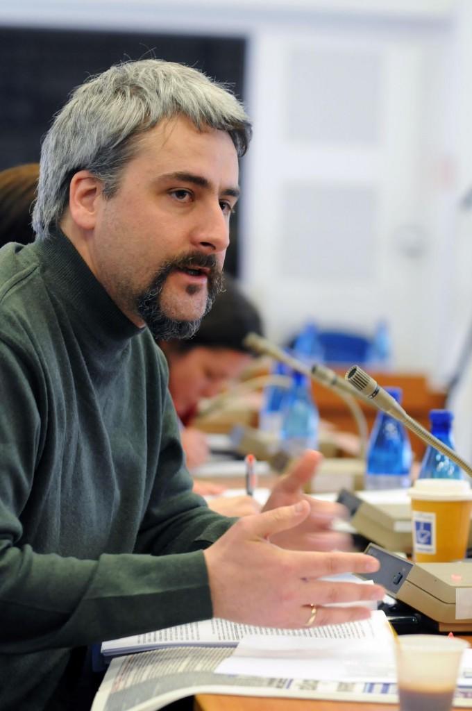 """Адв. Александър Кашъмов, Председател на Комисията по журналистическа етика към Национален съвет за журналистическа етика и завеждащ правния екип на Програма """"Достъп до информация""""."""