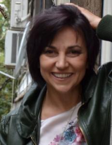 Мариана Христова, Гражданската инициатива за забрана на шистовия газ в България. Фото: личен архив.