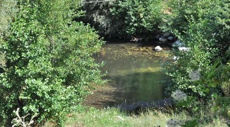 Реката, която изчезва
