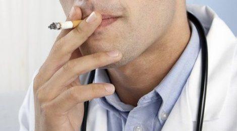 Лекари с цигара