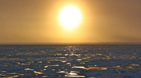 Повратните точки на Арктика излагат планетата на риск